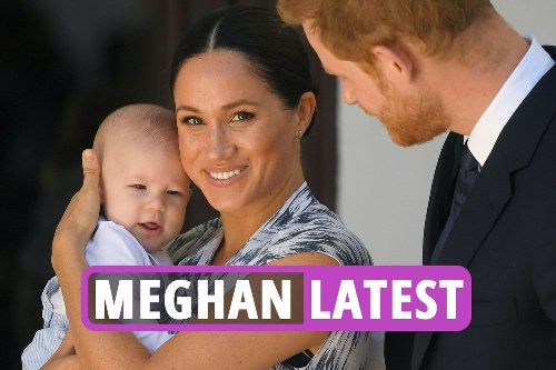 Harry & Meg have ALREADY dropped massive baby name clues, fans convinced