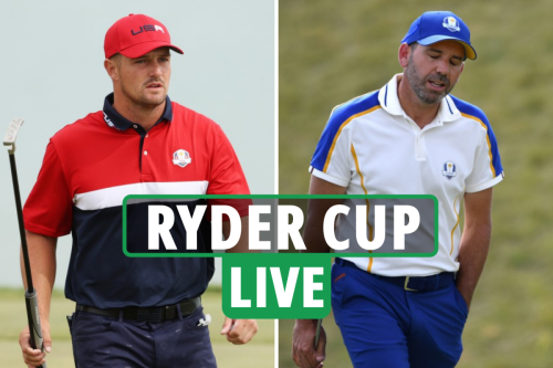 Ryder Cup 2021 LIVE: Follow all the latest from Whistling Straits
