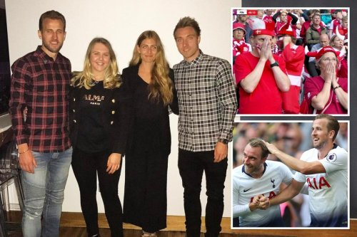 Harry Kane 'numb with shock' after pal Christian Eriksen's horror collapse