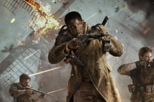 Win Call of Duty: Vanguard - we have 20 download codes to give away, plus merch!