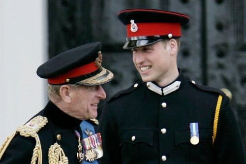 William reveals moment boy swore at Prince Philip & his hilarious reaction
