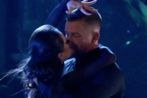 Strictly shock as Adam 'tries to kiss' Katya as fans fear curse strikes again