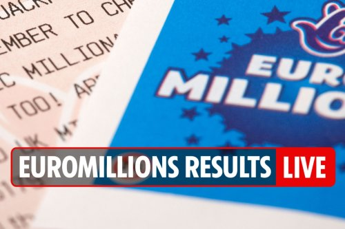 EuroMillions results LIVE: National Lottery numbers and Thunderball draw tonight, May 7, 2021