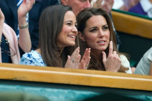 Kate and Pippa Middleton crowned Britains best-loved sisters