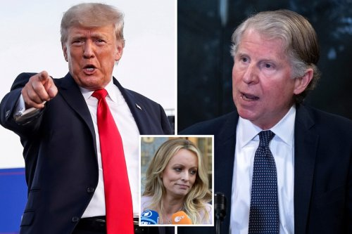 Trump rips 'radical left' NY prosecutors after lawyer says he WON'T be charged