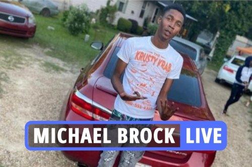 Michael Brock dead latest: Louisiana rapper gunned down 'by rivals' on doorstep