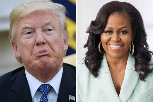 Trump 'mocked Michelle Obama's appearance as crowd broke out in laughter'