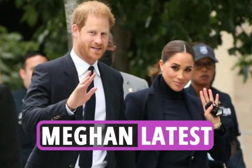 'Embarrassing' Meghan MOCKED for treating NY trip 'like a royal tour'