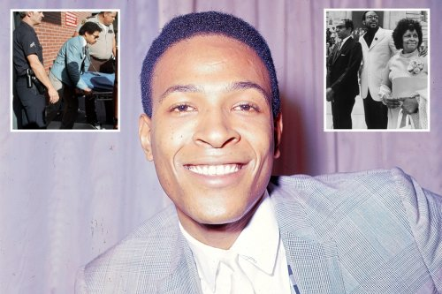 How Marvin Gaye was beaten & starved by cross-dressing dad who shot him dead