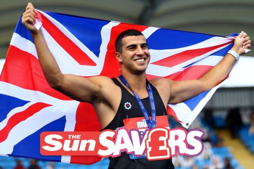 Here's some of the best deals to help you enjoy Tokyo 2020 & cheer on Team GB