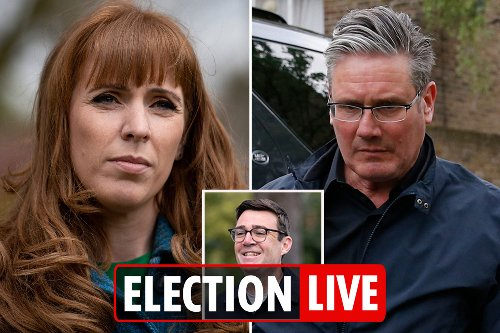 Labour civil war as Burnham slams Angela Rayner sacking after election nightmare