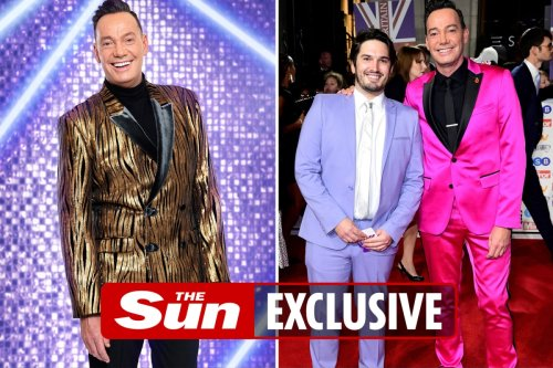 Strictly judge Craig Revel Horwood set to wed in one of most haunted parts of Britain