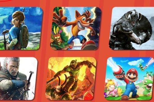 Huge Nintendo game sale slashes up to 75% off Mario, Zelda and more