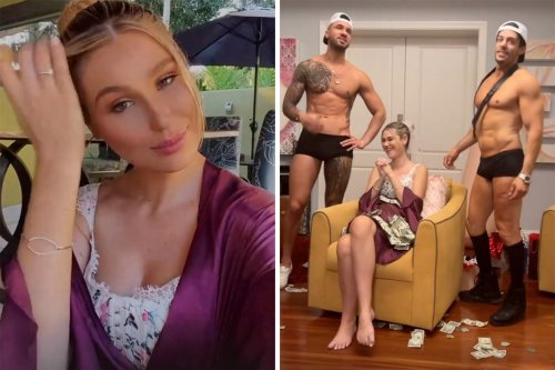 Inside Siesta Key's pregnant Madisson's wild bachelorette party