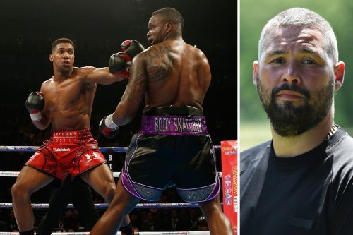 Anthony Joshua must 'ignite aggression' from before Dillian Whyte fight - Bellew