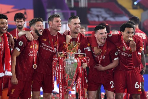 Five Liverpool stars sitting on goldmine as 'fairytale' horse now worth 'ten times what they paid' after just six months