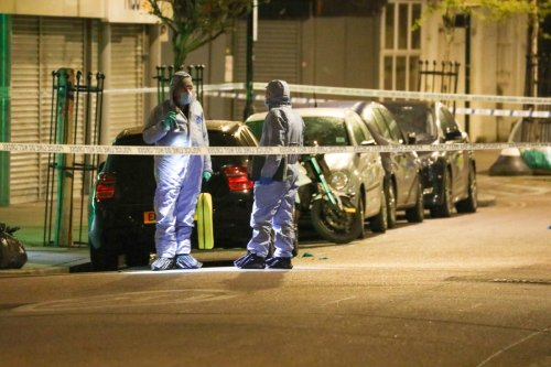 Man, 30s, dies after shots fired outside bar in Hackney