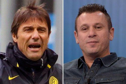Inter players should demand board SACK Conte despite title run, says Cassano