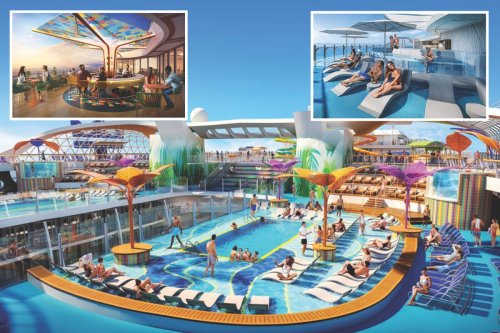 World's largest cruise ship launches next year - and it's coming to Europe