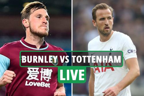 Is Burnley vs Tottenham on TV? Channel, live stream, kick-off time, team news