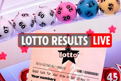 Lotto results LIVE: National Lottery numbers tonight, July 24, 2021