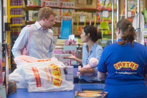 How Royals hide in plain sight- including Kate and Harry's secret shopping trips