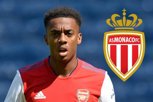 Arsenal's Joe Willock wanted by Monaco with French giants set to rival Newcastle