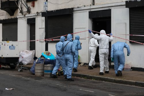 'Badly decomposed' body found in derelict pub next door to a police station