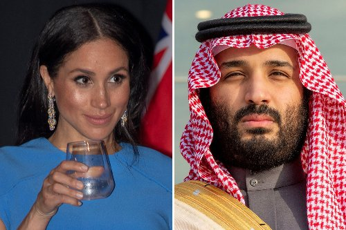 Meg's aides insist she knew 'flashy' earrings gifted by Saudi Prince author says