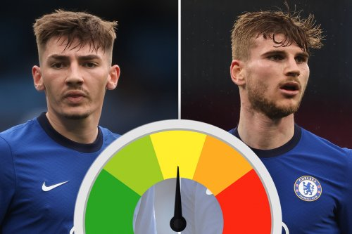 Chelsea ratings: Wasteful Werner killing Blues but Gilmour sparkles in midfield
