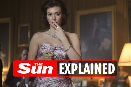 Who plays Princess Margaret in The Crown?