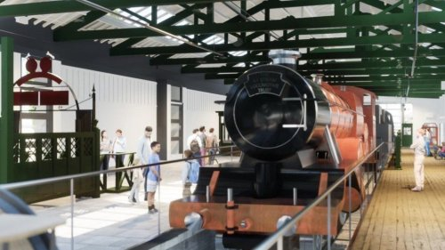 'Game-changer' new railway attraction for Darlington with Disney-style ride