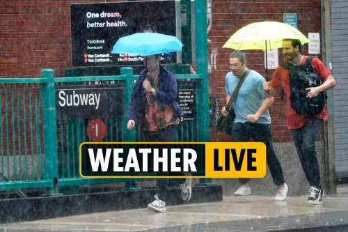 State of emergency in tri-state area with flash flooding and school closures