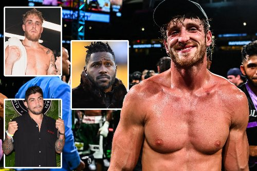 Five fights for Logan Paul after Floyd Mayweather including shock UFC switch