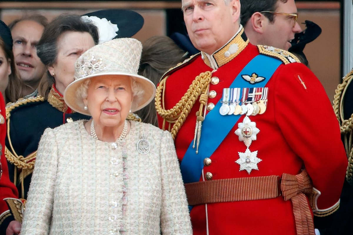 Prince Andrew will 'miss Queen's birthday as he's replaced by Afghan vet'