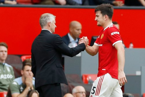 Man Utd stars turn on Solskjaer 'as squad question why Harry Maguire is captain'