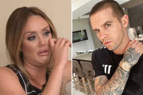 Charlotte Crosby breaks down in tears and slams ex Gary Beadle five years after split in emotional podcast