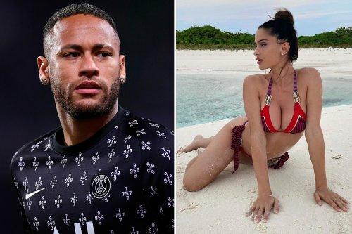 Neymar's ex-girlfriend Natalia Barulich takes subtle dig at PSG star