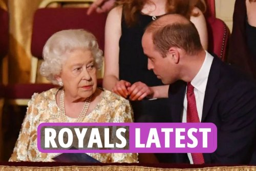 Queen WILL continue with family by her side & Charles 'in tears' over William