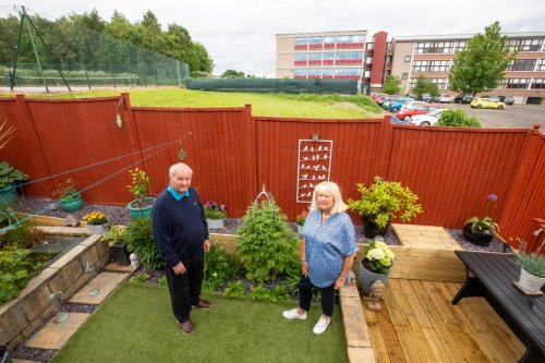 Locals blast 'noisy GRUNTING' from new £35k volleyball pitch near homes