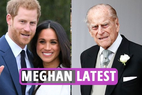 Now Meghan Markle 'decides to forgive' royals after Prince Philip's death