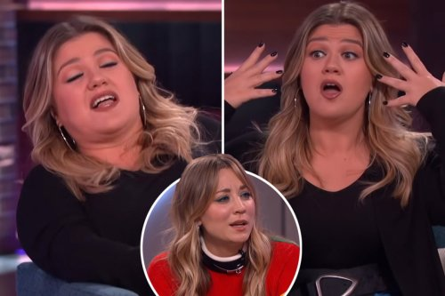 Kelly Clarkson once 'blacked out' and bought 'boxes and boxes of jewelry'