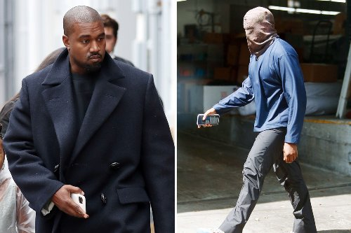 Kanye 'wore Jesus mask and called lawyer f**king stupid' in court hearing