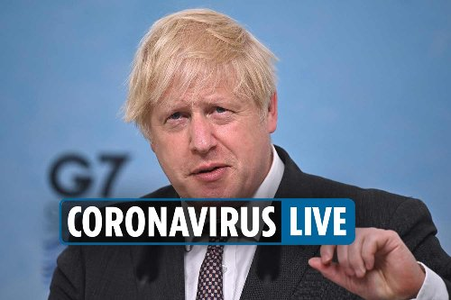 Boris set to announce June 21 lockdown lifting will be DELAYED by FOUR weeks