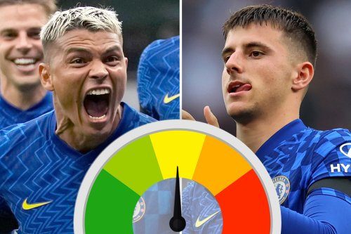 Thiago Silva mirrored JT in class display at Tottenham but Mount disappoints
