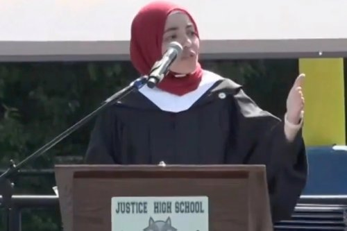 Mom says speaker who told grads to remember 'jihad' is 'wake up call'