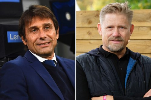 Conte is NOT the man to replace Solskjaer, says Man Utd legend Schmeichel