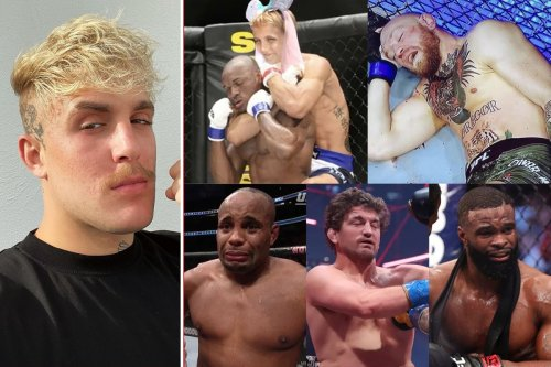 Jake Paul hits out at 'sons' McGregor, Woodley and Askren in Father's Day post