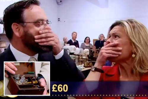 Antiques Road Trip breaks show record as camera bought for £60 makes huge profit