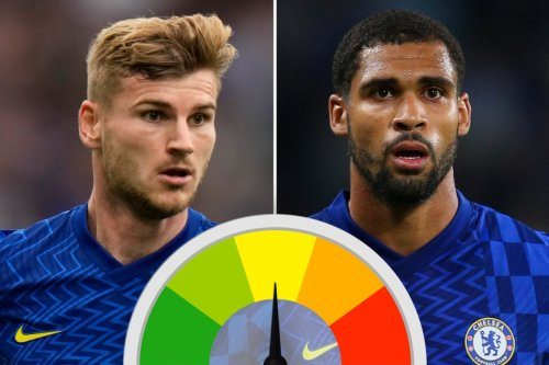 Chelsea player ratings: Werner lacks confidence on ball but RLC bright off bench